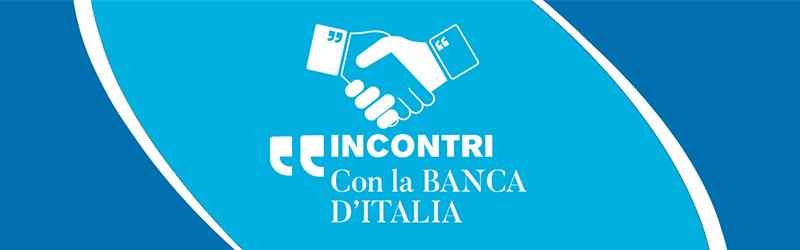 Incontri con la Banca d'Italia: questa settimana Bologna e Venezia