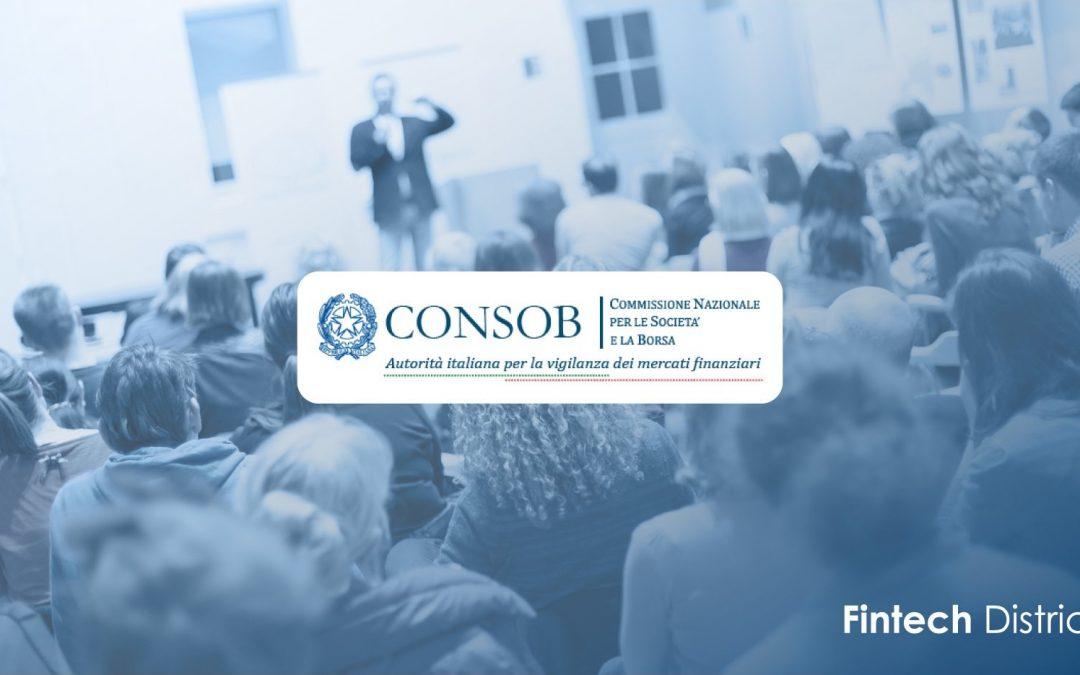 La digitalizzazione della consulenza in materia di investimenti finanziari – Quaderno CONSOB