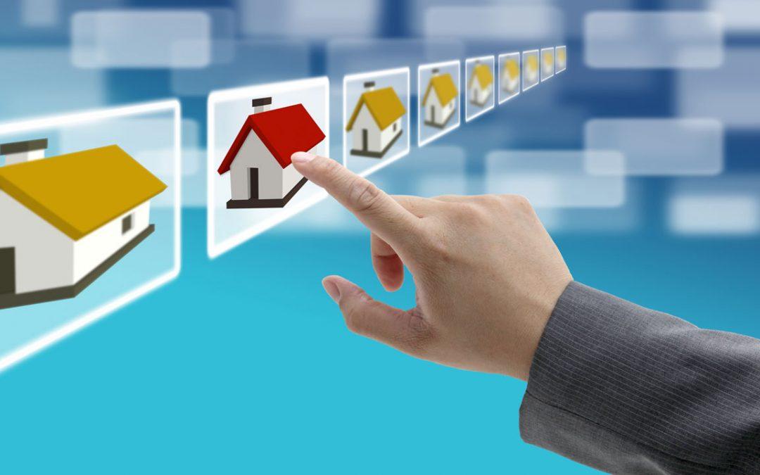 Online real estate e diversificazione di portafoglio