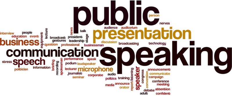 Public Speaking, come ingaggiare una platea e sentirsi bene – Edizione 2019