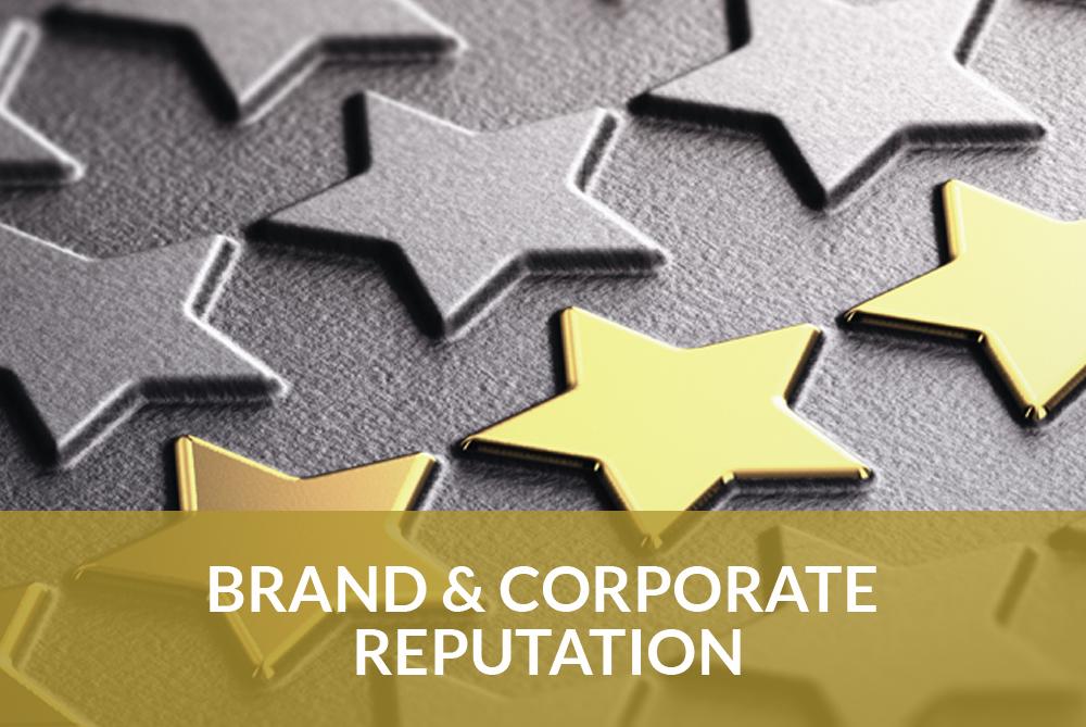 Executive Master in Brand & Corporate Reputation