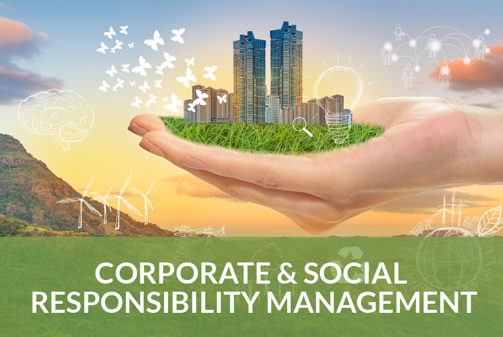 Executive Master in Corporate & Social Responsibility Management