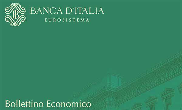 Bollettino Economico Banca d'Italia –  Ottobre 2019