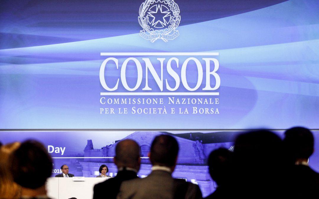 Rapporto CONSOB 2019 sulle scelte finanziarie delle famiglie italiane