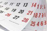 Calendario esami EFPA 2019